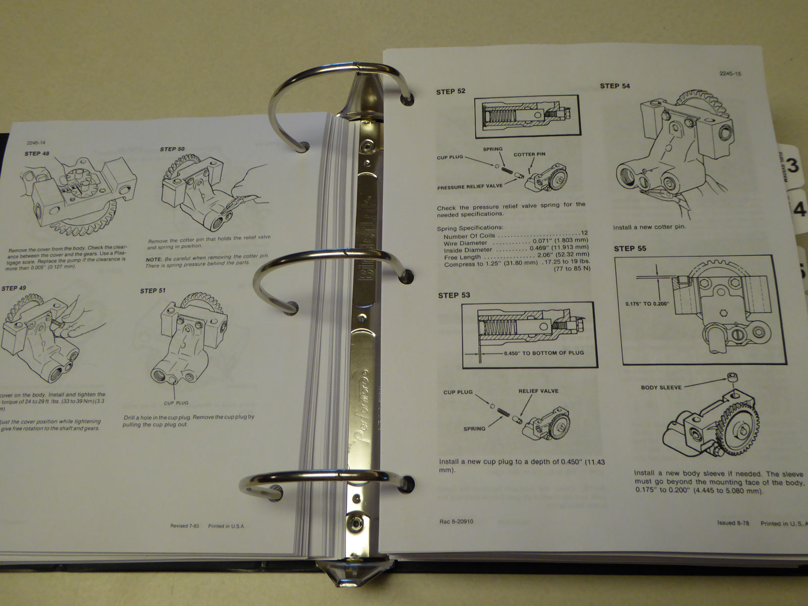 CASE Manuales de taller