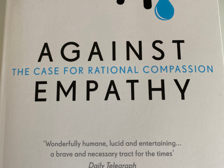 Against empathy?