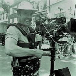 Nigel Clarkson Steadicam operator and camera operator UK