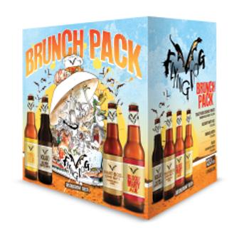 Flying Dog Breakfast Variety Pack 12 Pack 12 oz Bottles