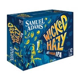 Sam Adams Wicked Hazy 6 Pack 12 oz Cans