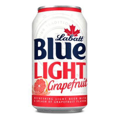 LaBatt Light Grapefruit 30 Pack 12 oz Cans