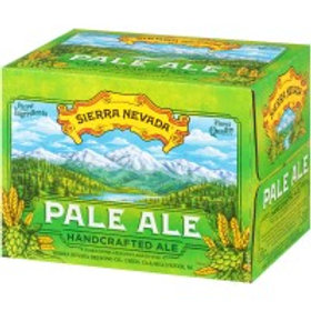 Sierra Nevada Pale Ale 24 Pack 12 oz Bottles