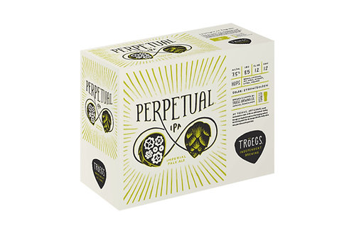 Troegs Perpetual 12 Pack 12 oz Cans