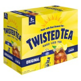 Twisted Tea Original 12 Pack 12 oz Cans