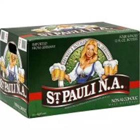 St Pauli Girl NA 6 Pack 12 oz Bottles