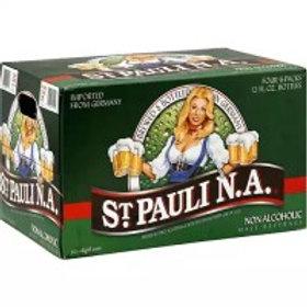 St. Pauli Girl NA  24 Pack 12 oz Bottles