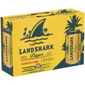 Land Shark 24 Pack 12 oz Cans