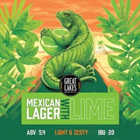 Great Lakes Mexican Lager 6 Pack 12 oz Cans