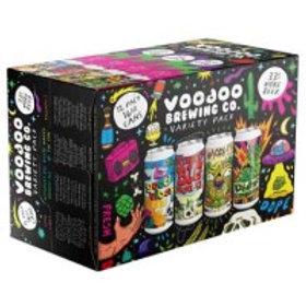 Voodoo Variety Pack 12 Pack 16 oz Cans
