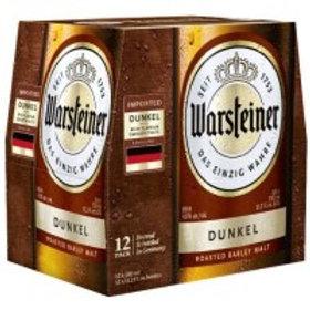 Warsteiner Dunkel 12 Pack 12 oz Bottles