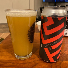 Four Points Continues Their Hot Streak With Boss Puzzle IPA Overbranded: Strata DIPA