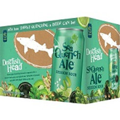 Dogfish Head SeaQuenchale  6 Pack 12 oz Cans