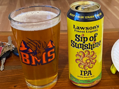 Lawson Sip of Sunshine IPA 4 Pack 16 oz Cans