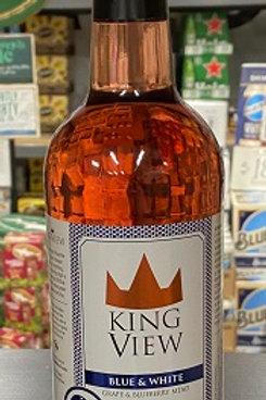 Kingview Blue & White Mead 1 Pack 750 ML Bottles