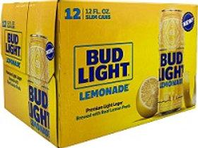 Bud Light Lemonade 12 Pack 12 oz Cans