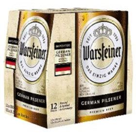 Warsteiner Pilsner 12 Pack 12 oz Bottles