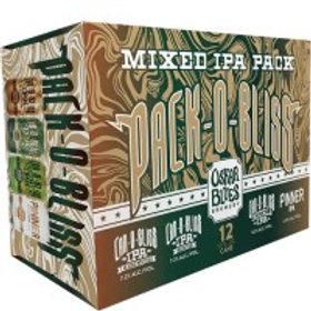 Oskar Blues Pack o Bliss 12 Pack 12 oz Cans