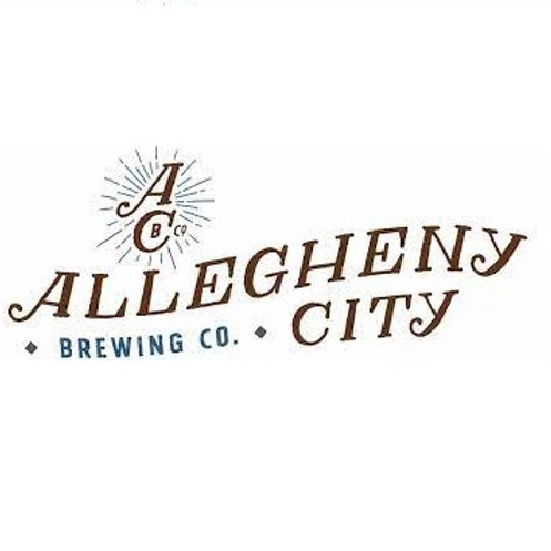 Allegheny City Fresh Grounds Coffee Porter 4 pack 16 oz Cans