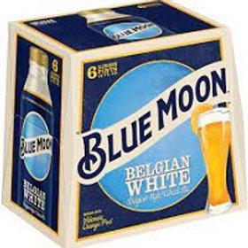 Blue Moon 6 Pack 16 oz Aluminum Bottles