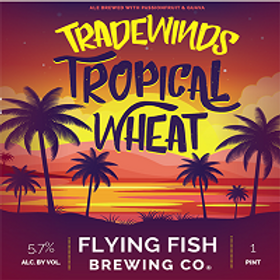 Flying Fish Tradewinds 6 Pack 12 oz Cans