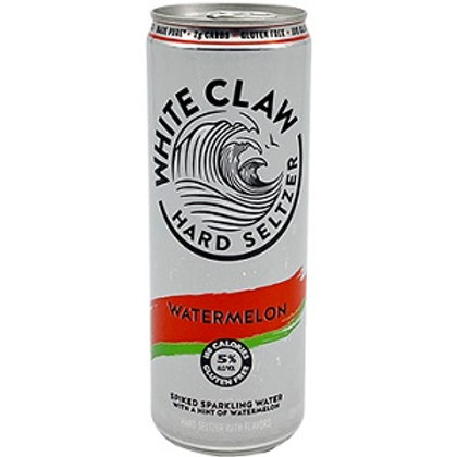 White Claw Watermelon 6 Pack 12 oz Cans