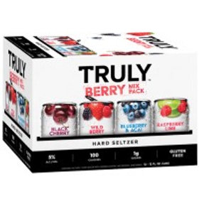Truly Berry Variety  12 Pack 12 oz Cans