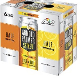Arnold Palmer Spiked Half and Half 24 Pack 12 oz Cans