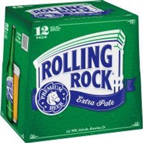 Rolling Rock 12 Pack 12 oz Bottles