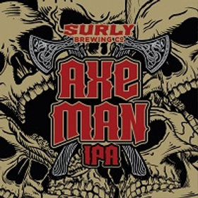 Surly Axe Man IPA 4 Pack 16 oz Cans