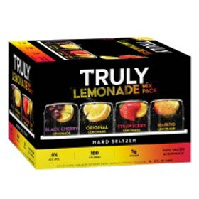Truly Lemonade Variety 12 Pack 12 oz Cans