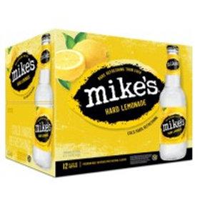 Mikes Hard Lemonade 12 Pack 12 oz Bottles