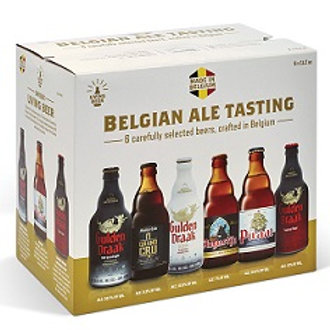 Belgian Sampler Pack 6 Pack 11.2 oz Bottles