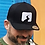 Thumbnail: Creekside Black Trucker Hat