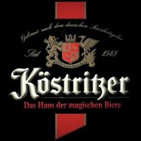 Kostritzer Black Lager 4 Pack 16.9 oz Cans