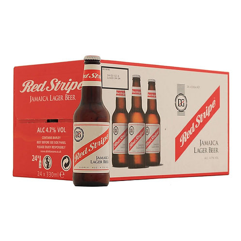Red Stripe  24 Pack 11.2 oz Bottles