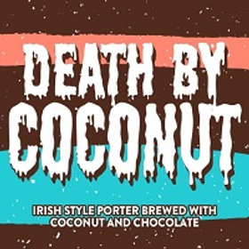 Oskar Blues Death by Coconut 4 Pack 12 oz Cans