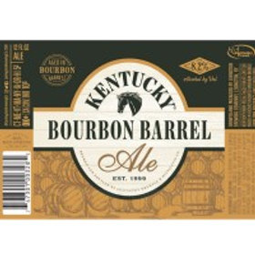 Kentucky Bourbon Barrel Ale 24 Pack 12 oz Bottles
