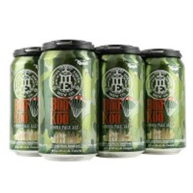 Mother Earth Boo Koo  6 Pack 12 oz Cans