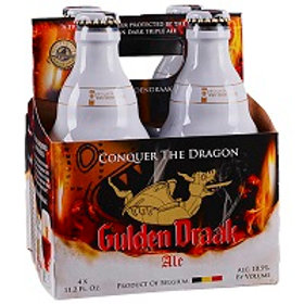 Gulden Draak 4 Pack 11.2 oz Bottles
