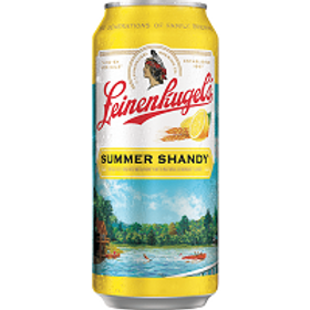 Leinenkugels Summer Shandy 24 Pack 12 oz Cans
