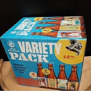 New Belgium Summer Variety Pack 12 Pack 12 oz Bottles