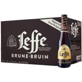 Leffe Brown  24 Pack 11.2 oz Bottles