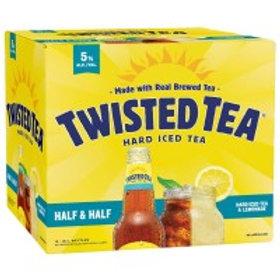 Twisted Tea Half and Half 12 Pack 12 oz Bottles