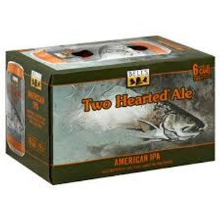 Bells Two Hearted Ale 6 Pack 12 oz Cans