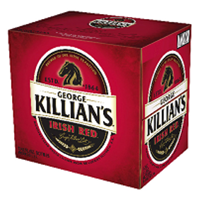 Killian's Irish Red 12 Pack 12 oz Bottles