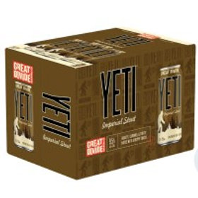 Great Divide Yeti Imperial Stout 6 Pack 12 oz Cans