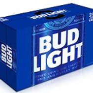 Bud Light  24 Pack 12 oz Cans