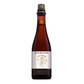 New Belgium La Folie Sour Brown Ale 1 Pack 12 oz Bottle