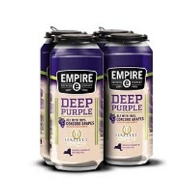 Empire Deep Purple 4 Pack 16 oz Cans